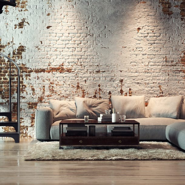 cum poti integra stilul industrial in locuinta ta