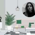 Ana, sursa de creativitate în familia Cil Design