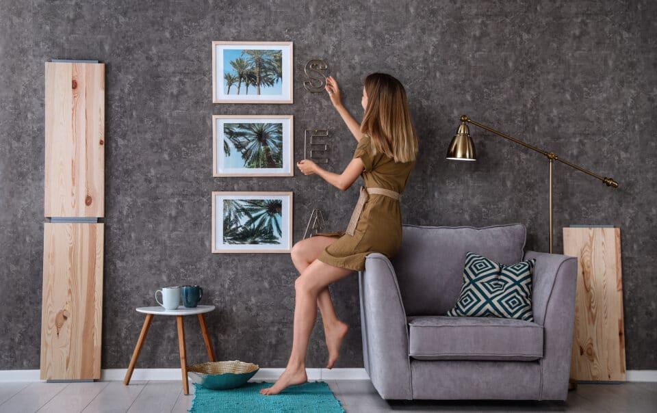 casa ca un designer interior